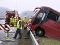Tol Bawen-Semarang Kembali Lancar Pasca Kecelakaan Beruntun