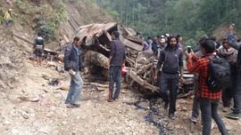 Kecelakaan Bus di China, 36 Orang Tewas