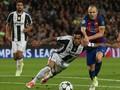 Alves: Kemenangan Juve atas Barca Tak Istimewa