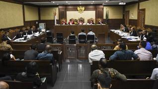 Sidang e-KTP Kembali Hadirkan Saksi dari Konsorsium