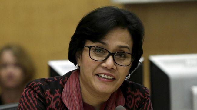 Sri Mulyani Klaim Pajak dari Penegakan Hukum Lampaui Target