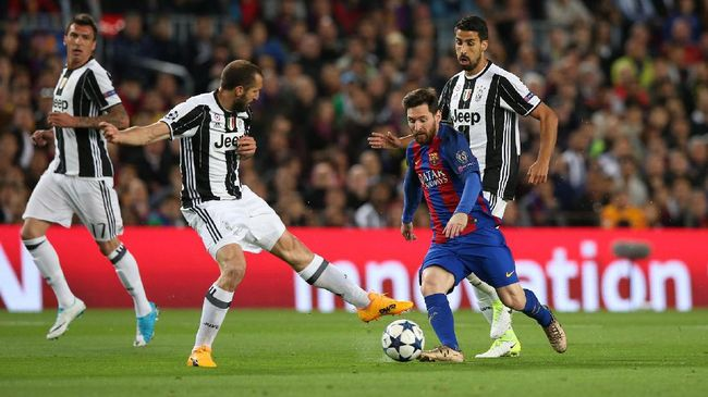 Mourinho Memprediksi Final Liga Champions: Juventus vs Barcelona