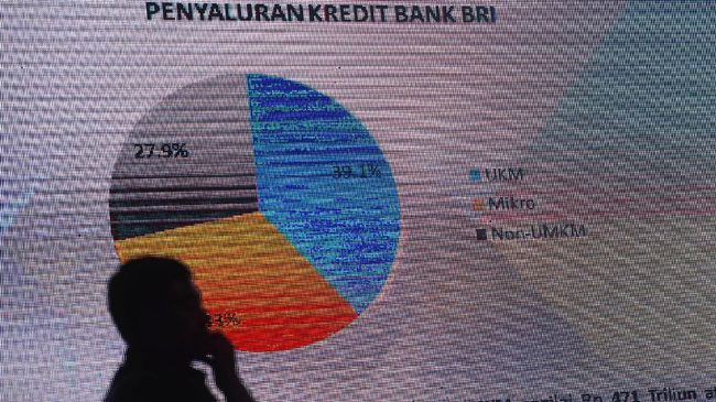 BRI Proyeksi Kredit Tumbuh 14 Persen di Kuartal I 2019
