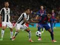 Pembuktian Dani Alves pada Barcelona