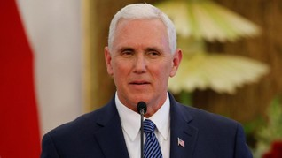 Wapres AS Mike Pence Terima 55 Jasad Tentara AS dari Korut