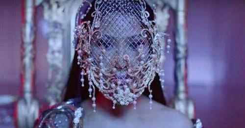 Cerita Rinaldy A. Yunardi yang Kaget Topengnya Dipakai Nicki Minaj