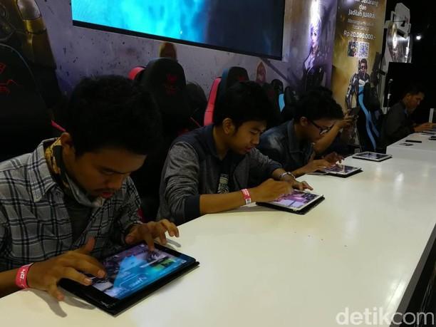 Kemeriahan Grand Final Indonesia Game Championship