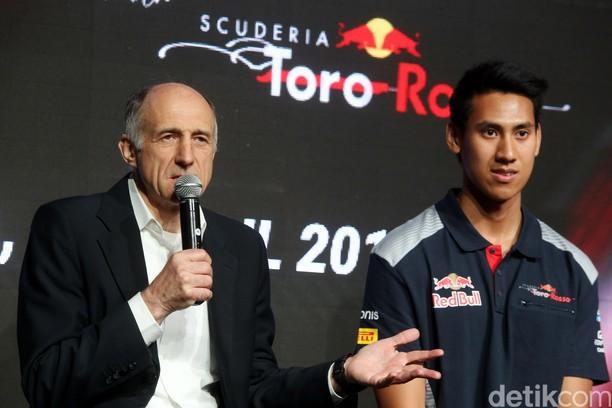 Cerita di Balik Sean Gelael Jadi Test Driver Toro Rosso