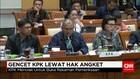 Wacana DPR Ajukan Hak Angket Terhadap KPK