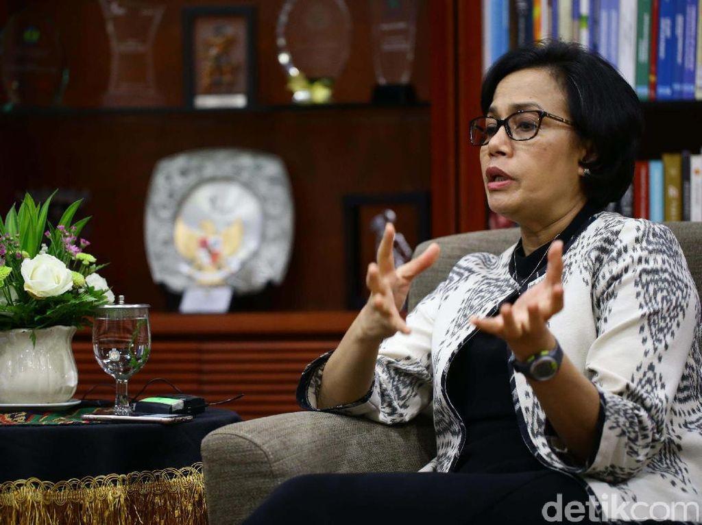 Sri Mulyani juga bercerita perihal kembalinya dia ke Indonesia usai menjadi pejabat Bank Dunia.
