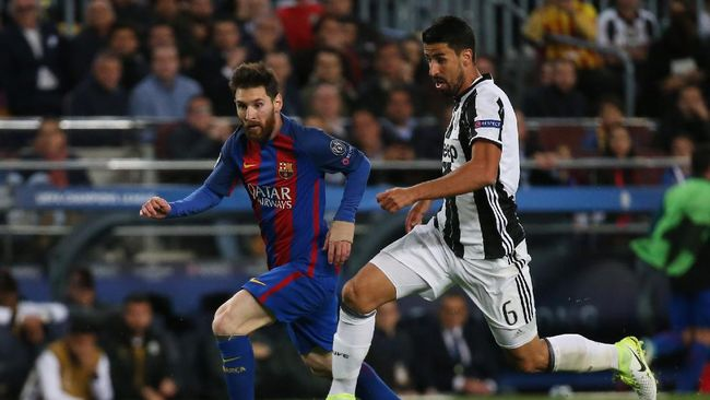 Khedira: Juventus Waspadai Monaco