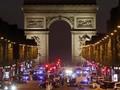 Simbol Kota Paris Mencekam Pasca Aksi Penembakan