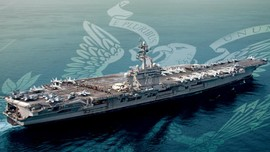 Kapal Induk Carl Vinson, Sang Elang Emas dari AS