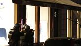 <p>Menjelang pemilu yang akan diselenggarakan pada 23 April mendatang, Perancis sebenarnya sudah meningkatkan keamanan. Pada awal pekan ini, dua orang ditahan di Marseille karena diduga akan melancarkan serangan saat pemilu. (AFP Photo/Benjamin Cremel)</p>