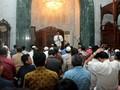 Menyimak Isi Khotbah Jumat di Masjid 'Tamasya Al Maidah'