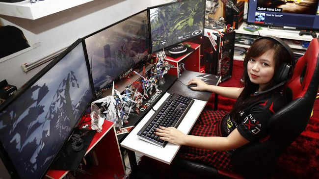 Monica Carolina, Pejuang Emansipasi Gamers Wanita Indonesia