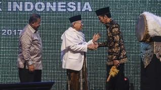 Dekat dengan Ma'ruf Amin, Kebutuhan Jokowi untuk Legitimasi