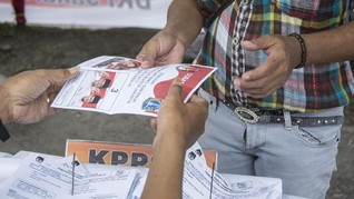 KPU Surabaya Gelar PSU di Dua TPS pada 27 April