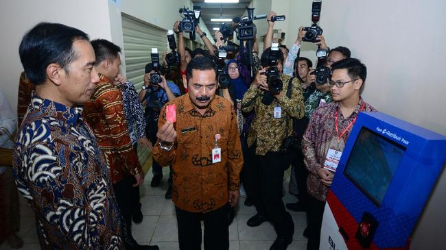 PDIP Targetkan Jokowi-Ma'ruf Menang 80 Persen di Solo