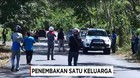 Brigadir K, Tersangka Penembakan Razia Jalani Olah TKP