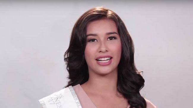 Achintya Holte dari NTB Terpilih Sebagai Miss Indonesia 2017