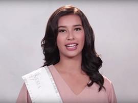 Miss Indonesia Masuk Top 10 Miss World 2017