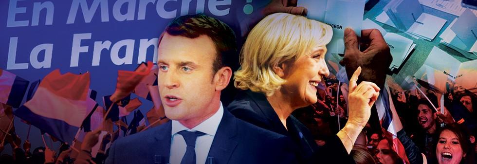 Perancis Pilih Presiden Baru