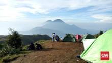 Pendaki Meninggal di Gunung Prau, Diduga Serangan Jantung