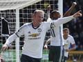Gol ke Gawang Burnley Hapus Frustrasi Rooney