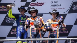 Jelang MotoGP Aragon, Pedrosa Yakin Rossi-Marquez Berdamai