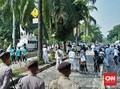 Massa Anti-Ahok Teriakkan Kekecewaan terhadap Jokowi