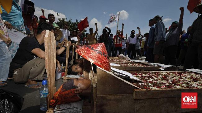 Jelang Eksekusi, Sunda Wiwitan Menolak Tunduk pada Negara