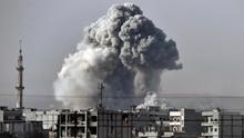 Serangan Oposisi Libya Hantam Pabrik Biskuit, Tujuh Tewas