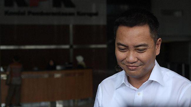 Anggota DPR Golkar Jadi Tersangka Kasus Suap Bakamla