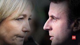 Melihat Program Dua Kandidat Presiden Perancis
