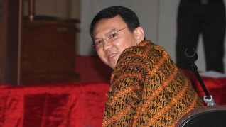 Ahok Belum Pasti Hadiri Sidang Perdana PK