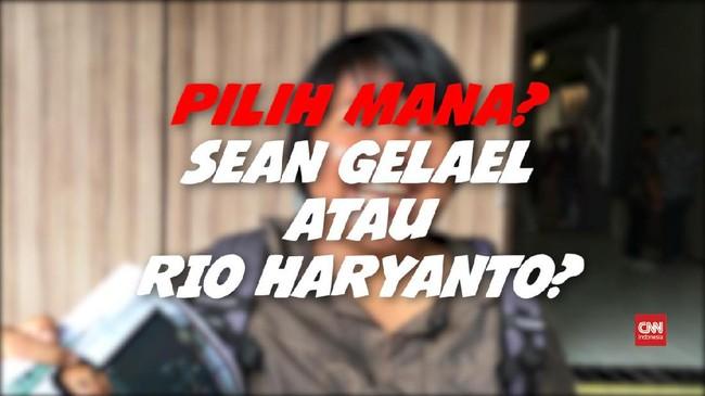 Ganteng Mana: Sean Gelael vs Rio Haryanto?