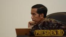 Jokowi Curhat Inklusi Keuangan RI Rendah di Depan OJK dan BI