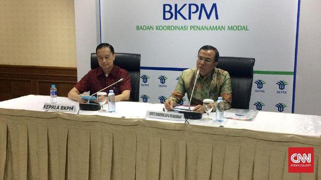 BKPM Longgarkan Kewajiban Pelaporan Investasi ke e-Commerce