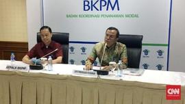 BKPM Sebut Empat Investor Minat Peroleh Tax Holiday