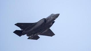 Puing Jet F-35 Jepang yang Hilang Ditemukan di Pasifik