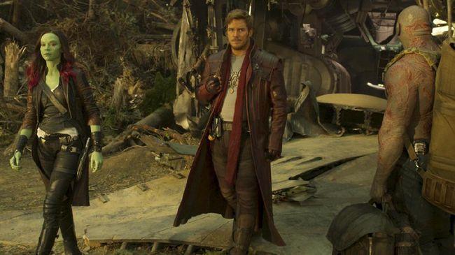 Pembuatan 'Guardians of the Galaxy 3' Disebut Bakal Ditunda