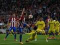 Atletico Madrid Dipermalukan Tim Tamu Villarreal