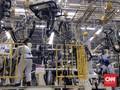 Pertumbuhan Industri Manufaktur melejit pada Kuartal III