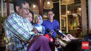 Djarot Minta Anies-Sandi Kawal Asian Games 2018