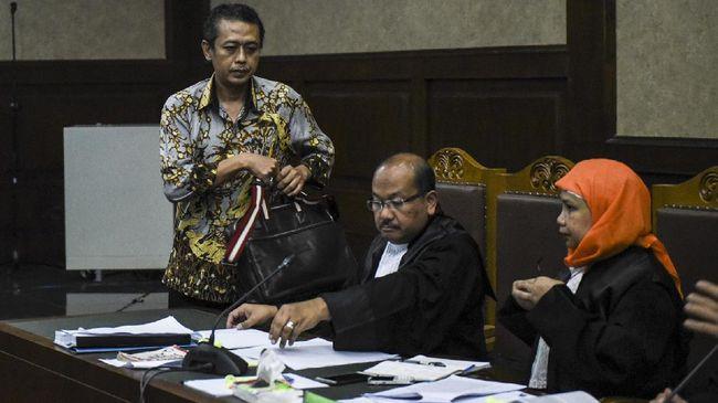 Eks Pejabat Pajak Handang Soekarno Divonis 10 Tahun Penjara