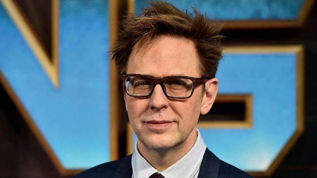 James Gunn Balik Jadi Sutradara 'Guardian of the Galaxy 3'