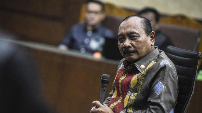 KPK Periksa Kepala Bakamla di Puspom TNI