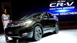Honda Indonesia 'Recall' 10.950 CR-V
