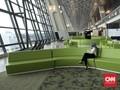 Pengunjung Bandara Soetta Bakal Dilayani Robot Dilo